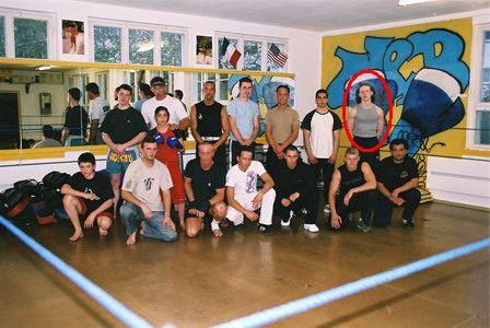 KickboxPFS team