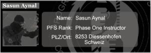 ProfilSasun