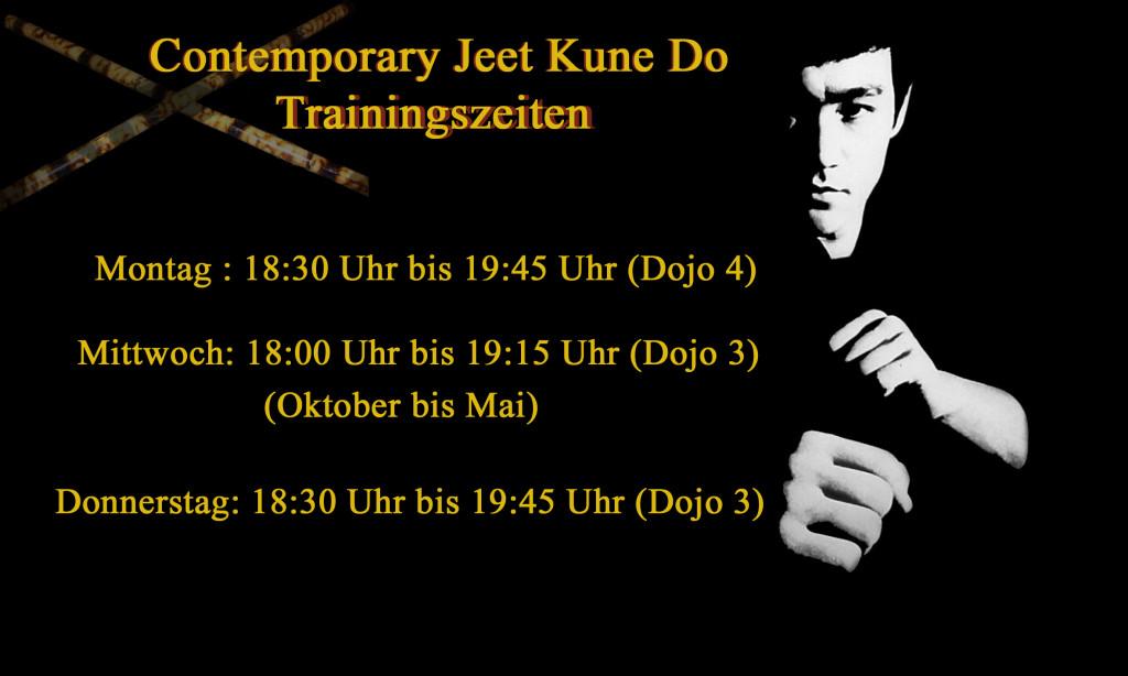 Trainingszeitemn